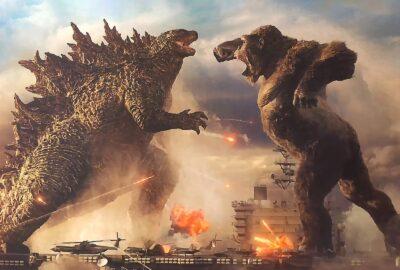 Godzilla vs Kong e altri film epici nel 2021